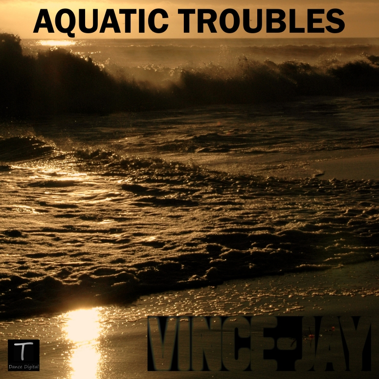EP n°3 - Aquatic Troubles Cover-Art