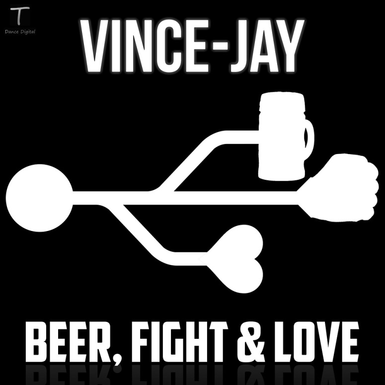 EP n°4 - Beer, Fight & Love Cover-Art
